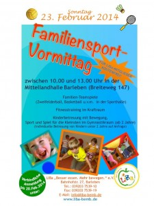 Familiensport FB